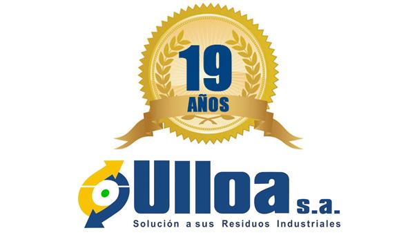 19 aniversario de Ulloa S.A.